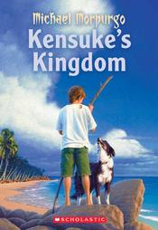 "US cover for ""Kensuke's Kingdom"""