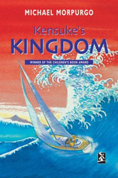 Kensuke's Kingdom - UK Cover
