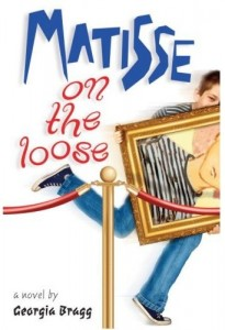 """Matisse on the Loose"" Cover"