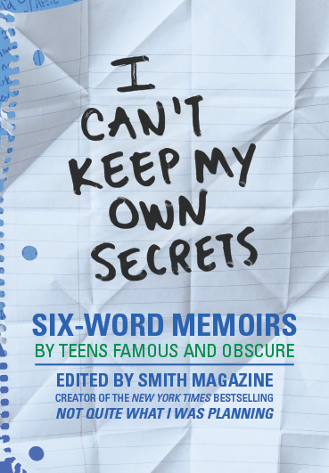 I Cant Keep My Own Secrets The Big Bad Book Blog